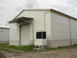 Instalacja GHP AISIN , jednostka AWGP710 E1