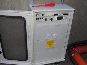 Skrzynka elektr.-sterująca komponentu AHU KIT16HP